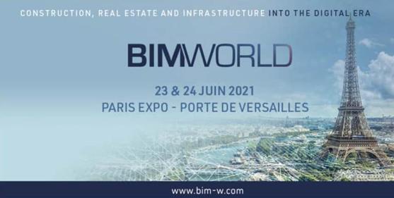 BIM WORLD 2021
